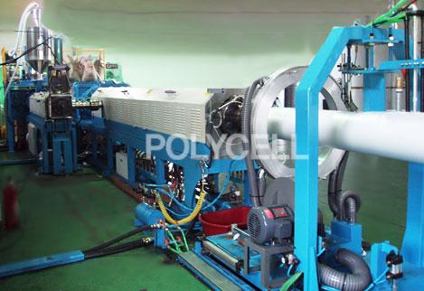 Foam Extruder | PE FOAM | Polyethylene foam sheets